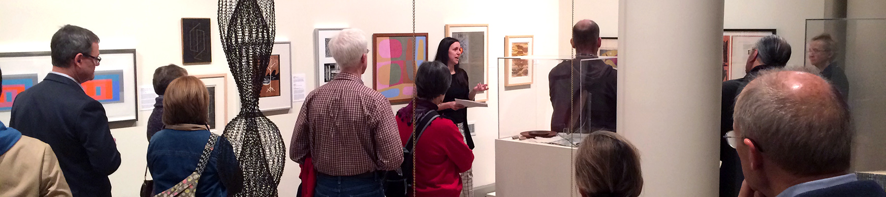 Winthrop University Galleries Educational Programs