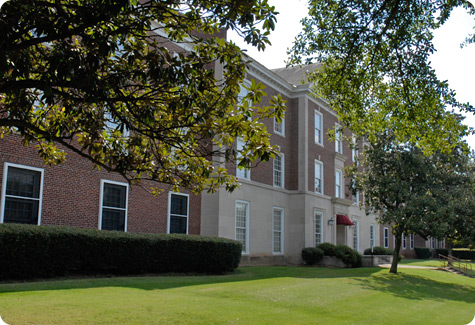 Lee Wicker Hall 1