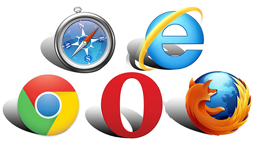 Internet Browser Icons